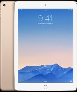 iPadAir2-Gold